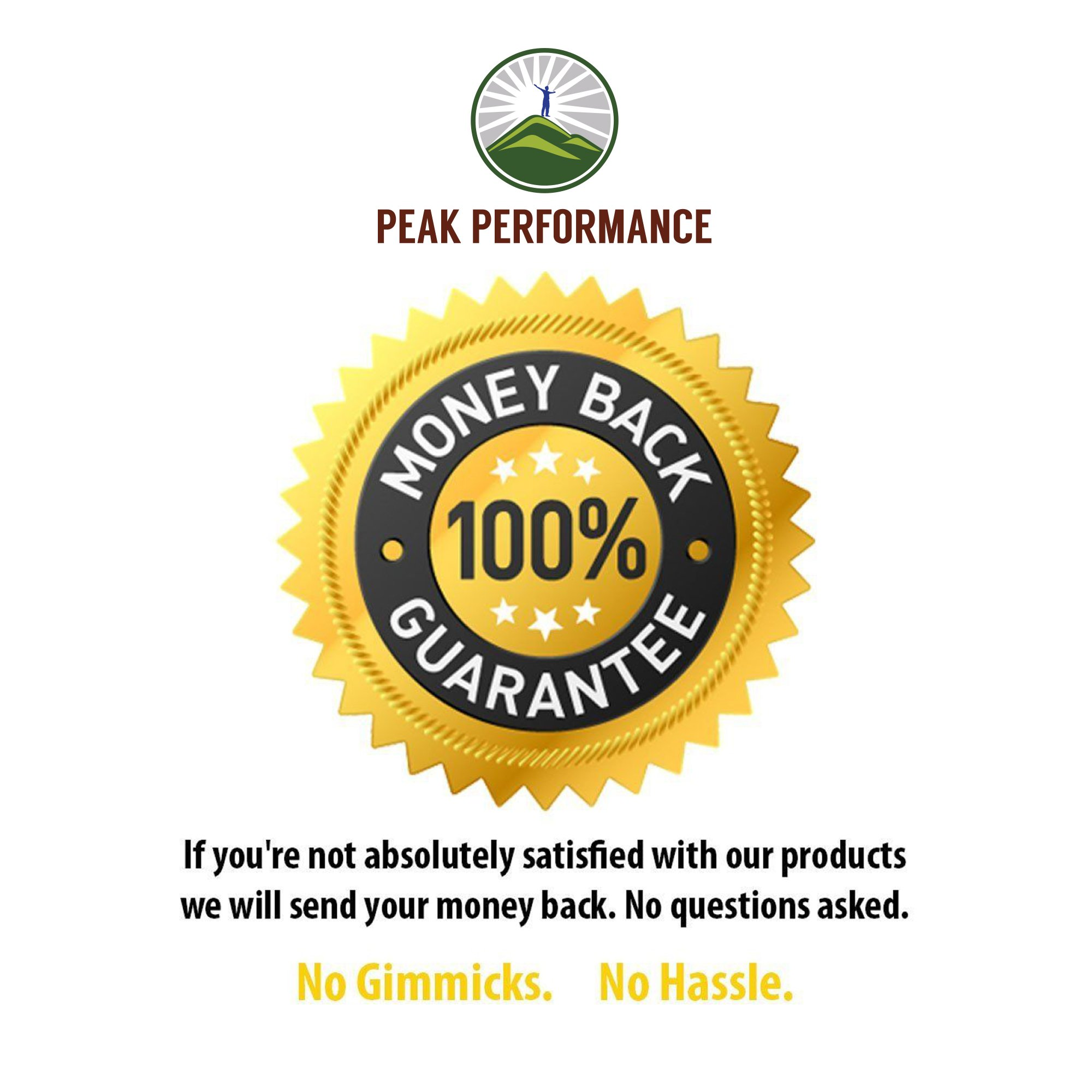 Pure Pasture Raised Grass Fed Hydrolyzed Collagen Protein by Peak Performance. Paleo Friendly, Gluten & Dairy Free Collagen Peptides (Unflavored Collagen) by Peak Performance Coffee (Image #8)