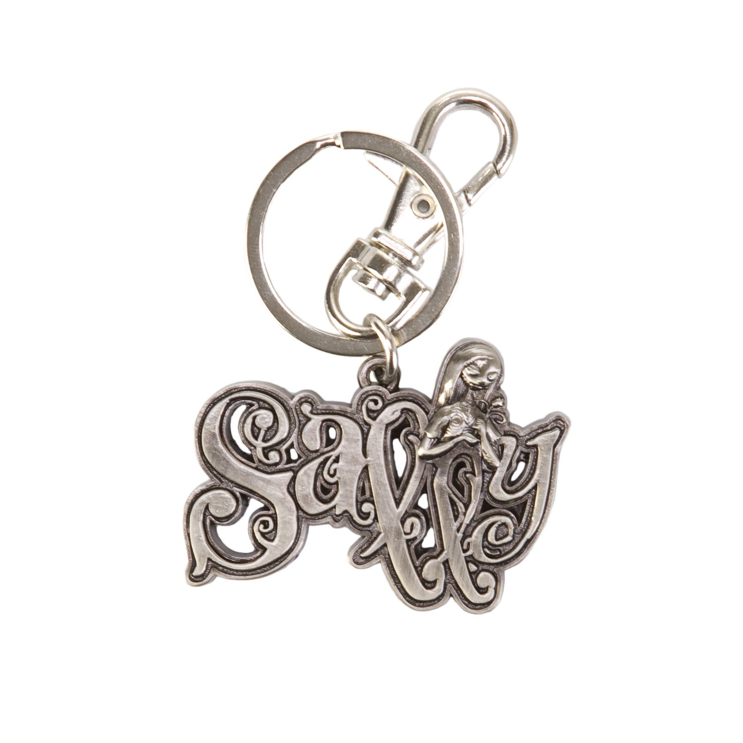 "Disney's The Night Before Christmas ""Sally"" Metal Keychain"