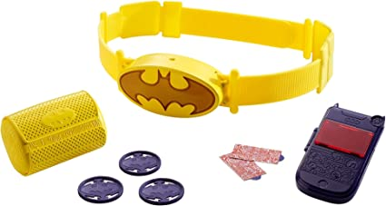 Dc Superhero Girls Batgirl  Ceinture utility belt son /& lumière Mattel 2015 NEUF