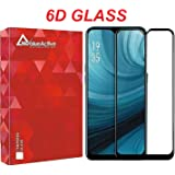 ValueActive 6D screen protector for Redmi Note 8 Pro tempered glass full glue edge to edge scratchproof guard Screen Guard For Redmi Note 8 Pro with free installation kit