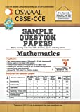 Oswaal CBSE CCE Sample Question Papers Mathematics Class 9 for Term-2 March 2015 Examination