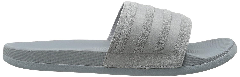 buy popular 153d1 9e333 Amazon.com  adidas Performance Mens Adilette SC+ Slide M Nature C  Sandals, GreyGreyVista Grey, 6 M US  Sandals
