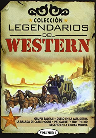 Pack Western Legendario 1 [DVD]: Amazon.es: Cine y Series TV