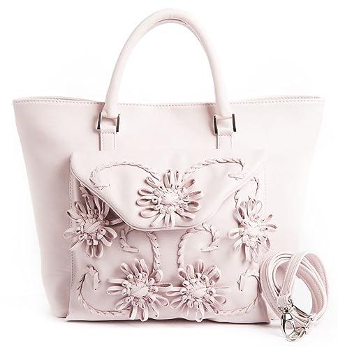 Donna Borsa Da Shopper Intrecciata In Dalia Passione Vera Bags HYUnq