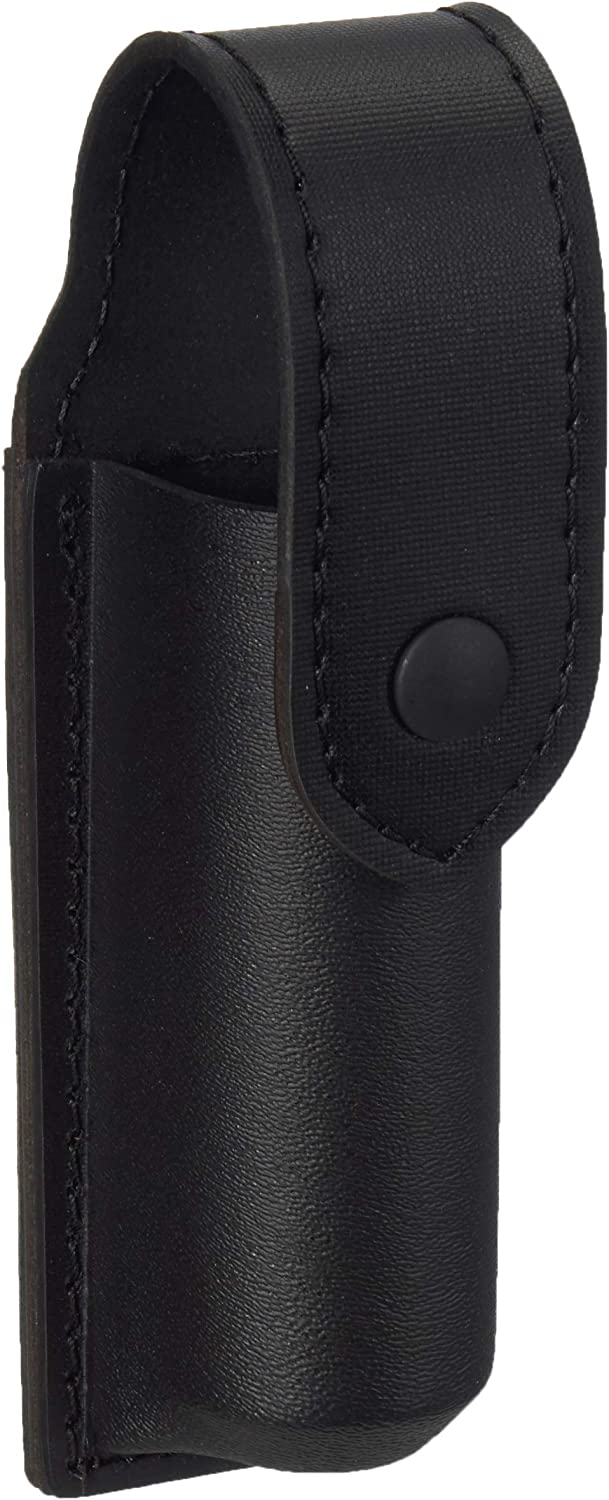 Safariland Duty Gear MK4 Black Snap OC Pepper Spray Holder STX Tactical Black