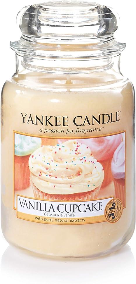 Yankee Candle Vanilla Large Pot 623 G NEUF