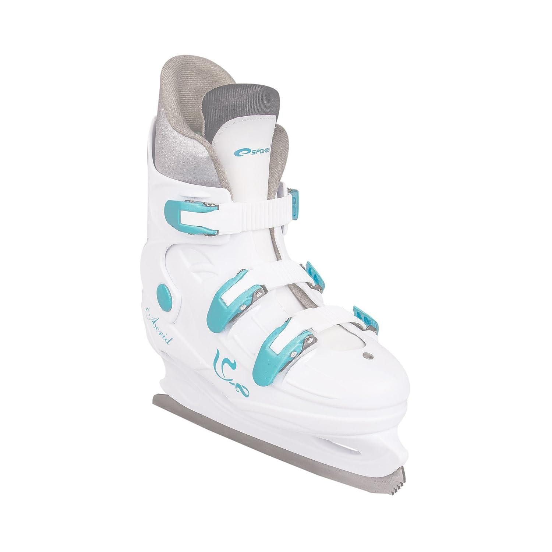 Femmes Acier inoxydable Hommes Lames de Ice hockey Deux paires de doublures SPOKEY/® ACRID RENT Patins /à glace pour pr/êter pour un usage Commercial 35-46 Enfants