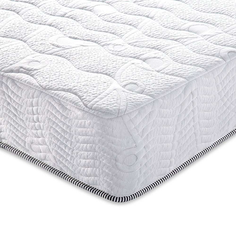 Amazon.com: SLEEPLACE 10 Inch Encased Coil Hybrid Spring Mattress OM02 (Full): Kitchen & Dining