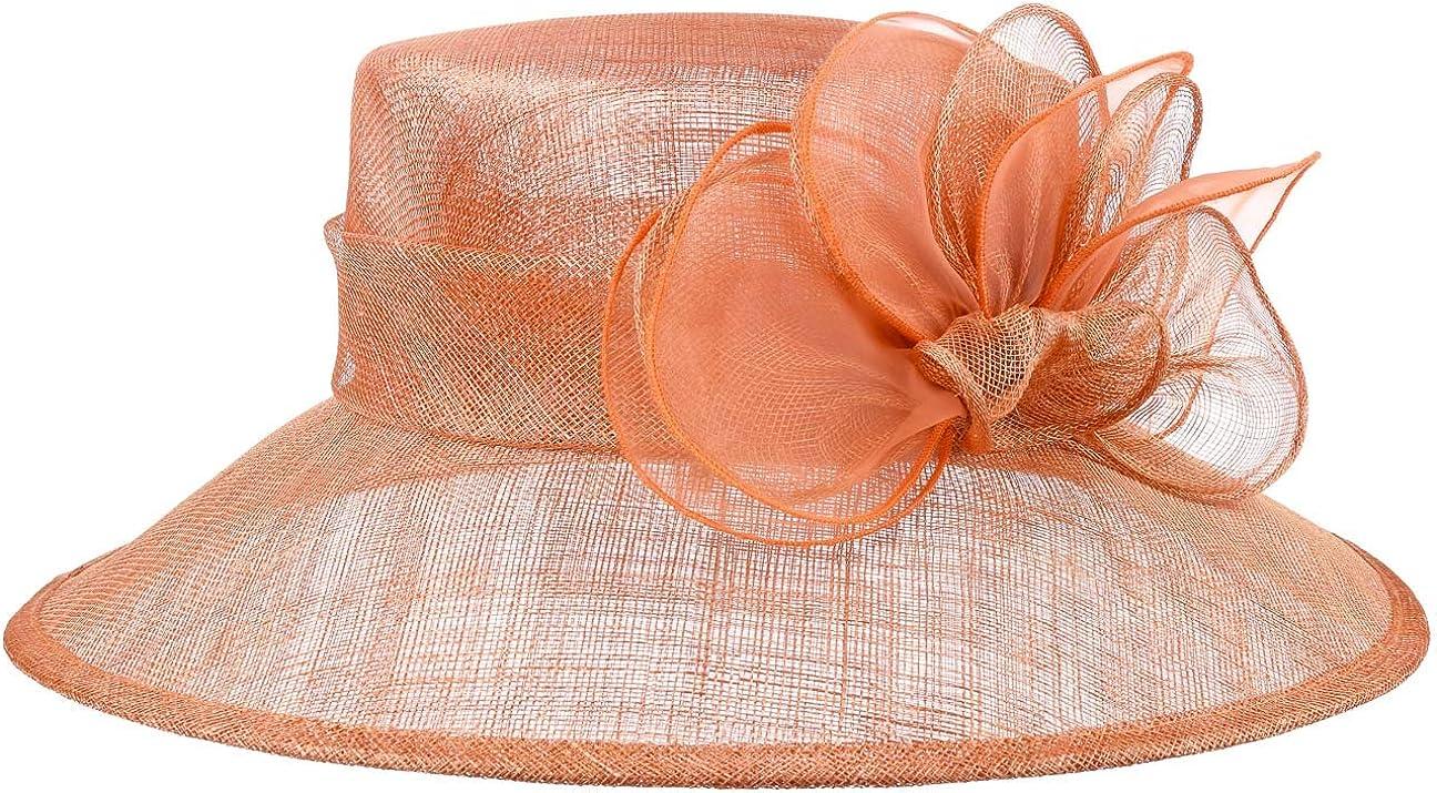 Seeberger Palisa Sinamay Occasion Hat Straw Wedding