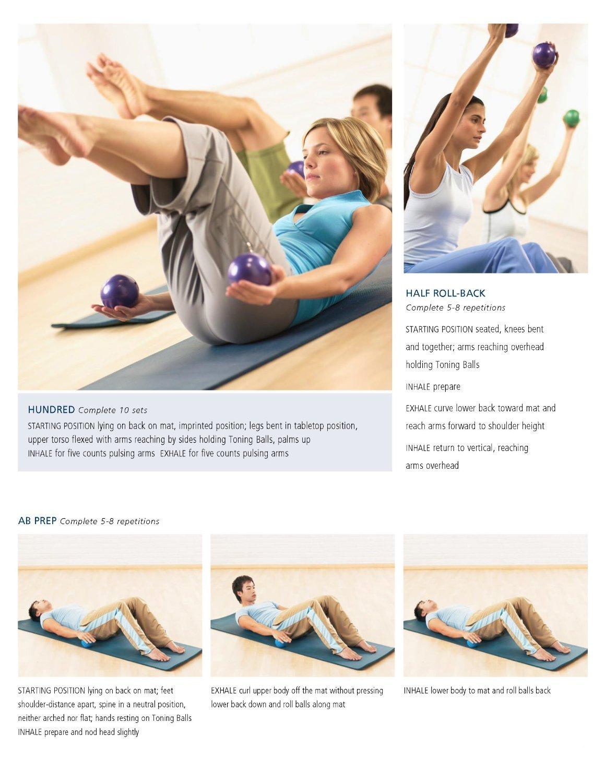 1 par de diseño ergonómico pelotas suaves de pesos mancuernas de mano Fitness Bola Home Fitness ejercicio yoga, pilates y juego de pelota para mujer Kids ...