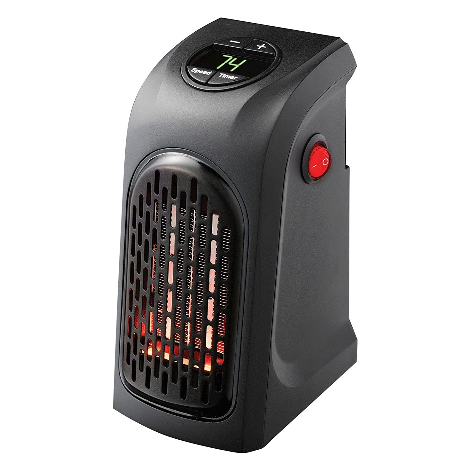 Handy Heater 142598 Plug-in Personal Heater UnAssigned