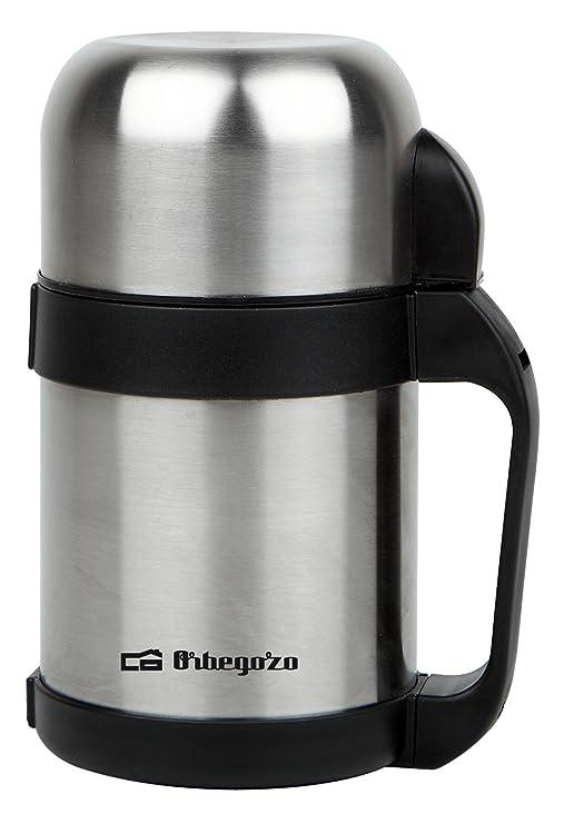 Orbegozo TRSL750 Termo para sólido y líquido, 750 ml, Acero ...