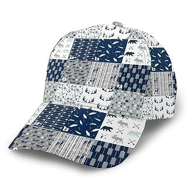 Gorra de béisbol con diseño de Ciervo de Bosque y Flechas de ...