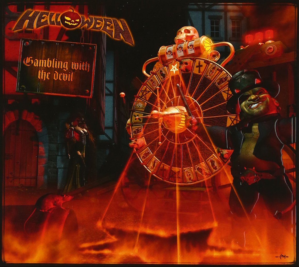 Download cd helloween gambling with the devil flash casinos games