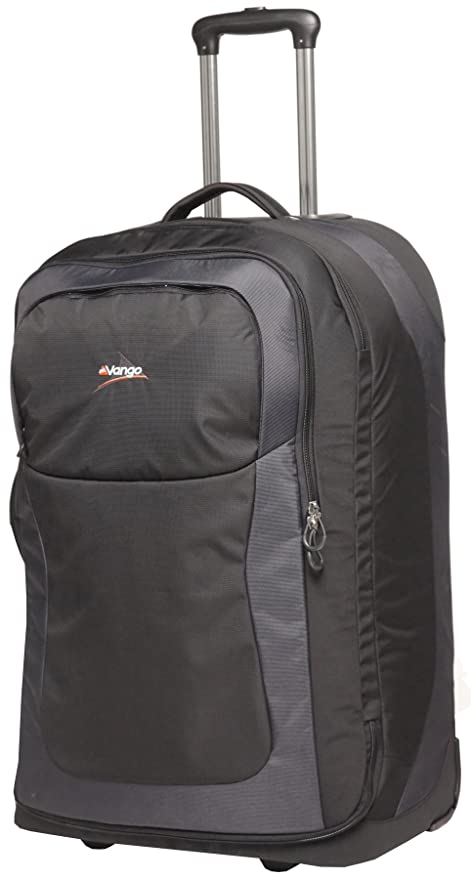 Vango Planet Endeavor 110 Travel Luggage - Black d8b184124e35e