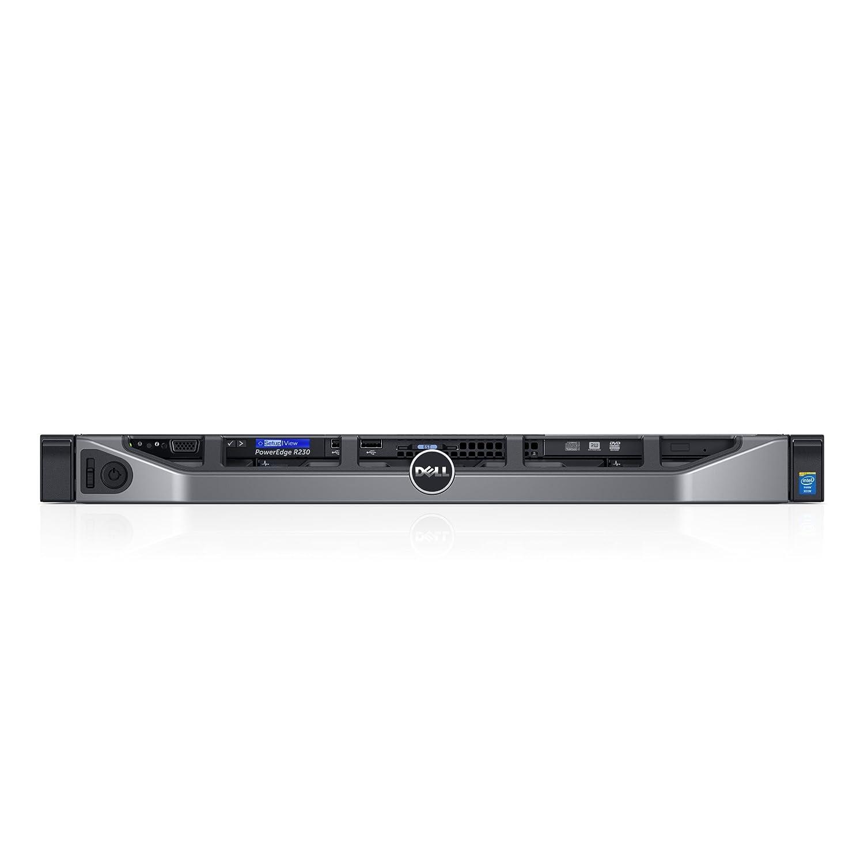 DELL PowerEdge R230 3.5GHz E3-1230V6 250W Rastrelliera (1U) server Dell Computers R230-2882