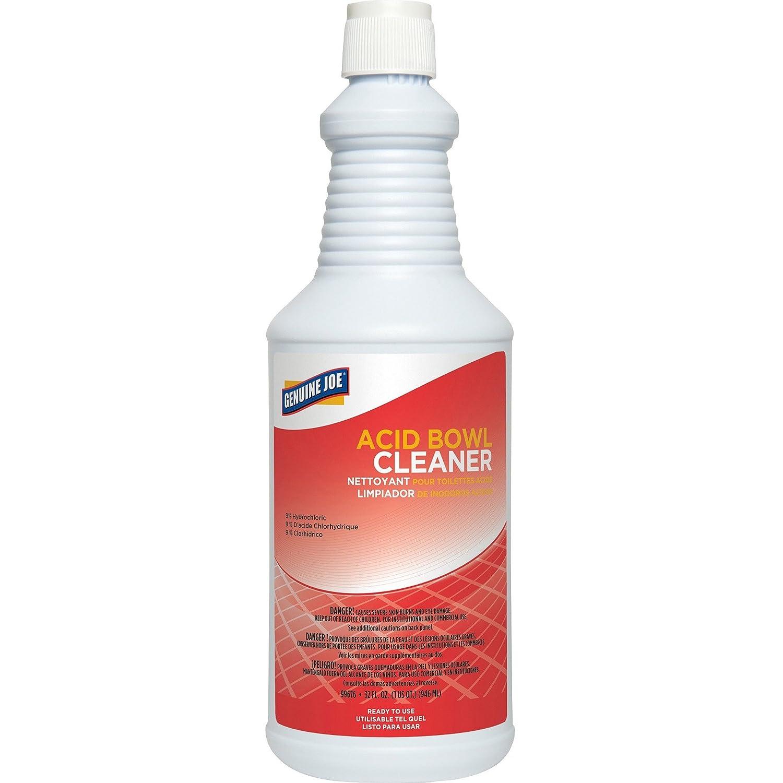 Genuine Joe 99676 Genuine Joe Acid Bowl Cleaner, 32V S.P. Richards Company - Commercial