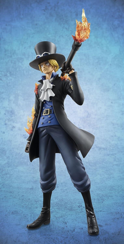 Sabo Sailing Again PVC Figure Megahouse One Piece Portrait of Pirates