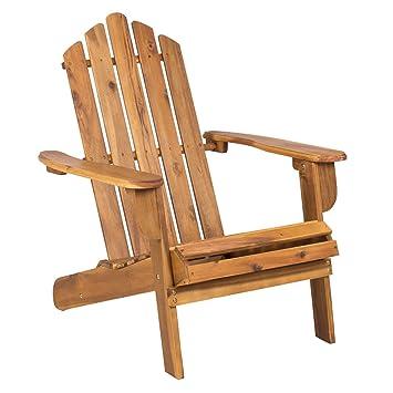 Gartenstuhl Holz Klappbar.Amazon De Outliv Adirondack Stuhl Amerikanischer