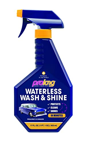 Prolong Super Lubricant PSL64017 Waterless Wash and Shine