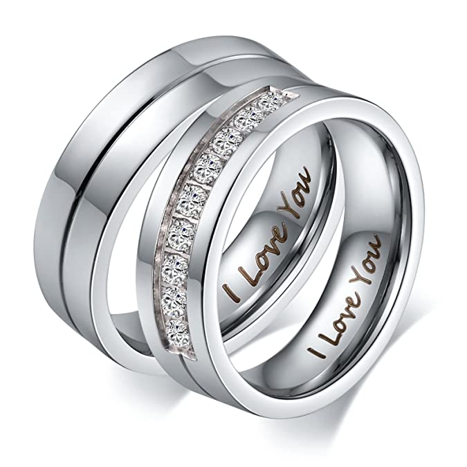 The 8 best matching promise rings for couples under 100