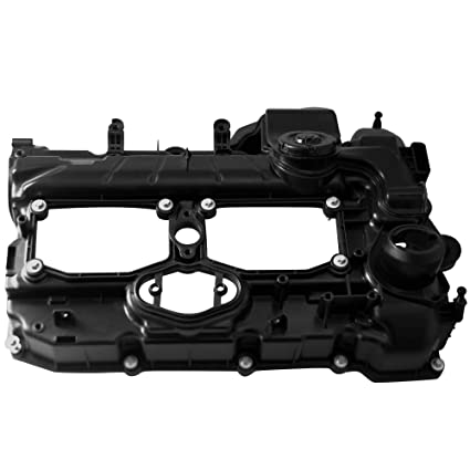 BOXI Engine Valve Cover Cylinder Head Cover With Bolts and Gasket for 2012 To 2016 BMW F10 F25 11127588412