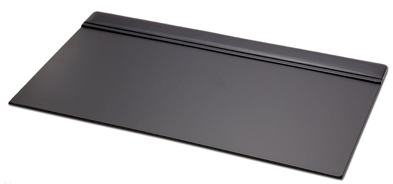 Dacasso Schreibtischunterlage, Leder, 86,4 x 50,8 cm, Schwarz