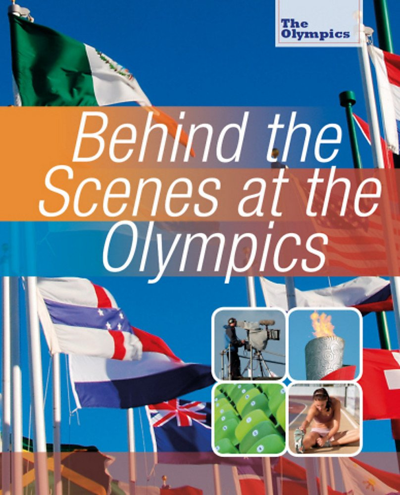 Download Behind the Scenes at the Olympics PDF