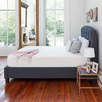 amazoncom classic brands memory foam 8inch mattress queen kitchen u0026 dining