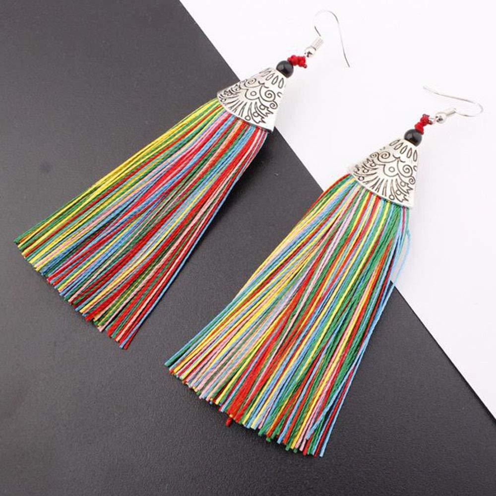 6 6 6 Women's Stud Earrings, Hypoallergenic Pendant Earrings