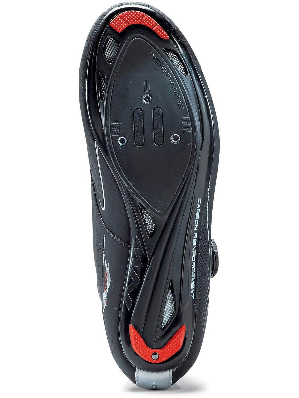 Northwave Flash GTX - Zapatillas - negro negro negro Talla del calzado 45 2017 49cc14
