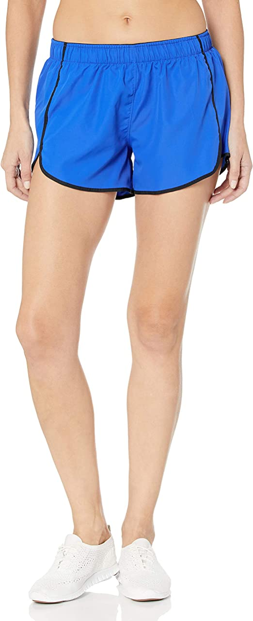 TALLA S. Hanes- Pantalones cortos para correr, para mujer.