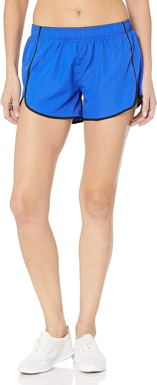 Hanes- Pantalones cortos para correr, para mujer.