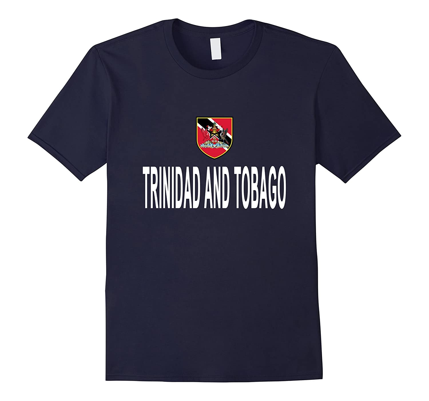Trinidad and Tobago Soccer T-Shirt - Football Jersey 2017-RT