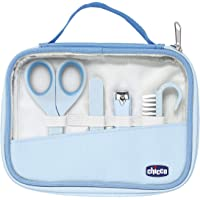 Chicco Happy Hands Manicure Set, Blue, 60 Grams