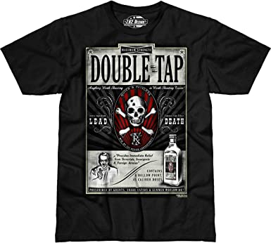 7.62 Design t-shirt shirt Grim reaper Black New Army