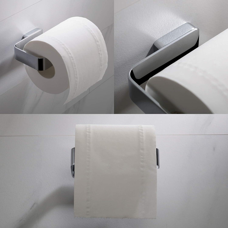 Chrome Finish KEA-19929CH KRAUS Stelios Toilet Paper Holder