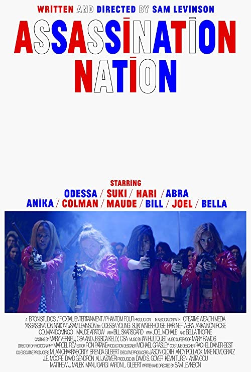 Amazon.com: Assassination Nation Movie Poster 18 x 28 - by FINESTPRINT88: Posters & Prints