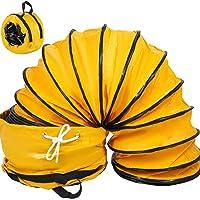 Mophorn - Manguera flexible de PVC de 25