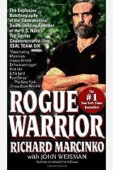 Rogue Warrior Mass Market Paperback