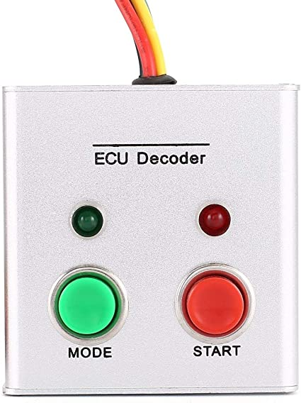 Gugutogo D/écodeur Universel ECU pour Renault Programme de d/écodage ng Outil Immobilisateur