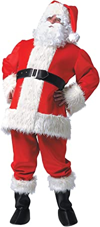 chiber - Disfraz Papa Noel: Amazon.es: Juguetes y juegos
