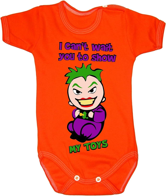 62 cm /0006 Red 0-3 months Couleur Mode b/éb/é Joker bodies /à manches courtes 100/% coton Petit b/éb/é/ /24/mois/