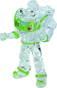 Licensed Crystal Puzzle-Buzz Lightyear