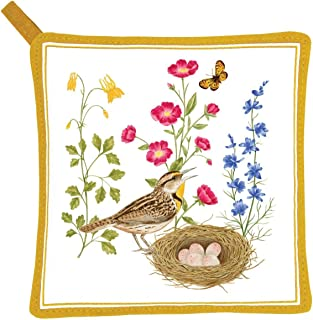 product image for Alice's Cottage AC21437 Meadowlark Pot Holder
