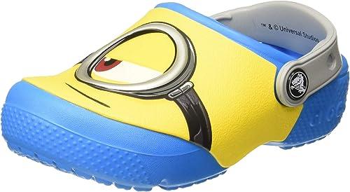 Crocs Kids Funlab Minions Clog: Amazon