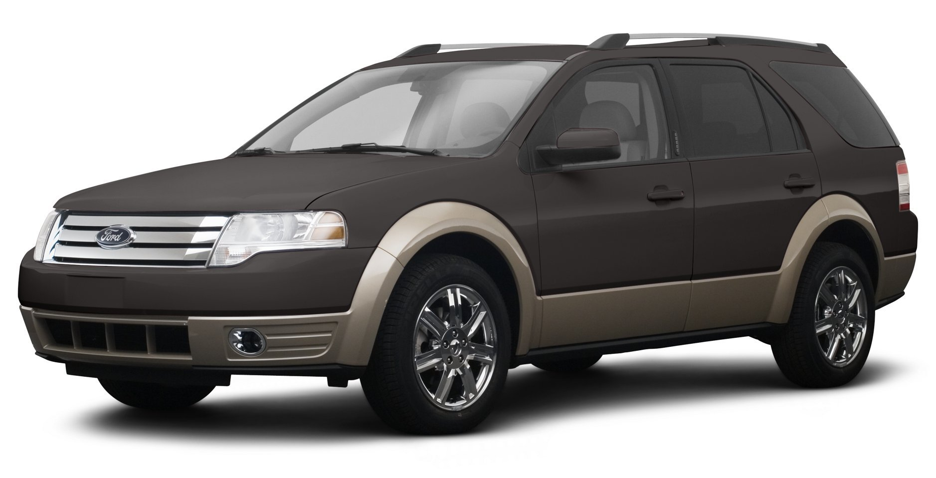 2008 ford taurus x eddie bauer 4 door wagon all wheel drive