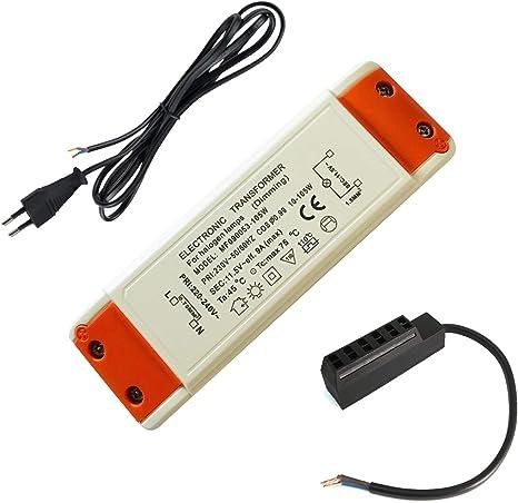 Elektronischer Transformator TCI XP.1//105 50-105W 12V Halogen Trafo dimmbar