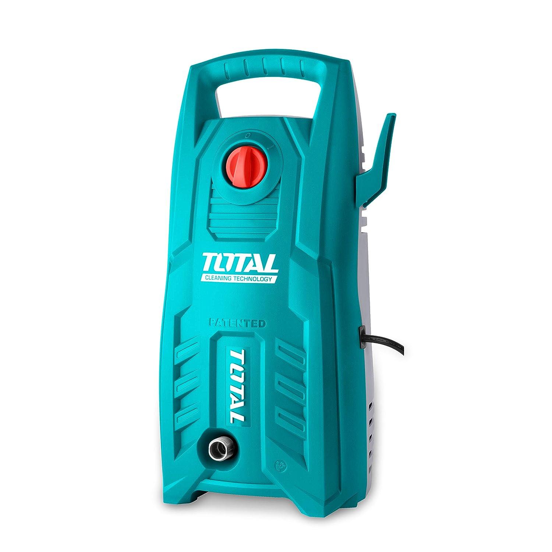 Total 1400-WATT High Pressure Washer 130Bar (1900PSI) With