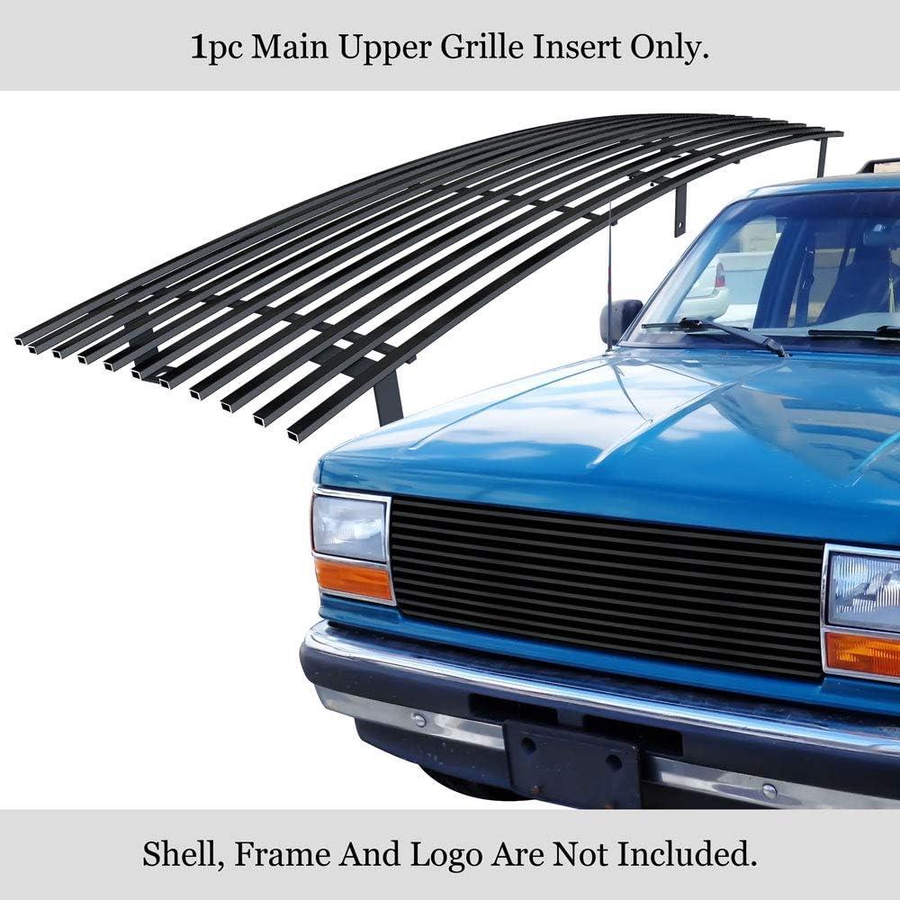 Fits 89-92 Ford Bronco 2//Ranger 90-94 Explorer Main Upper Billet Grille